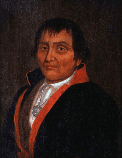 Penobscot Governor John Neptune